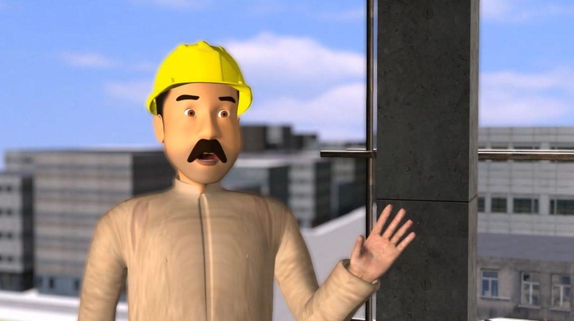 انیمیشن آموزشی 4 (شرکت توزیع نیروی برق)