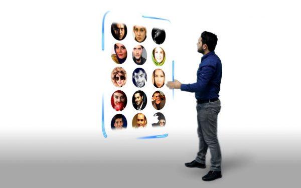 تیزر شبکه اجتماعی ستاره ها