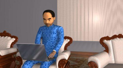 انیمیشن آموزشی 2 (شرکت توزیع نیروی برق)