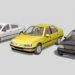 مدل سه بعدی ماشین های ایرانی - سمند - پراید - پژو